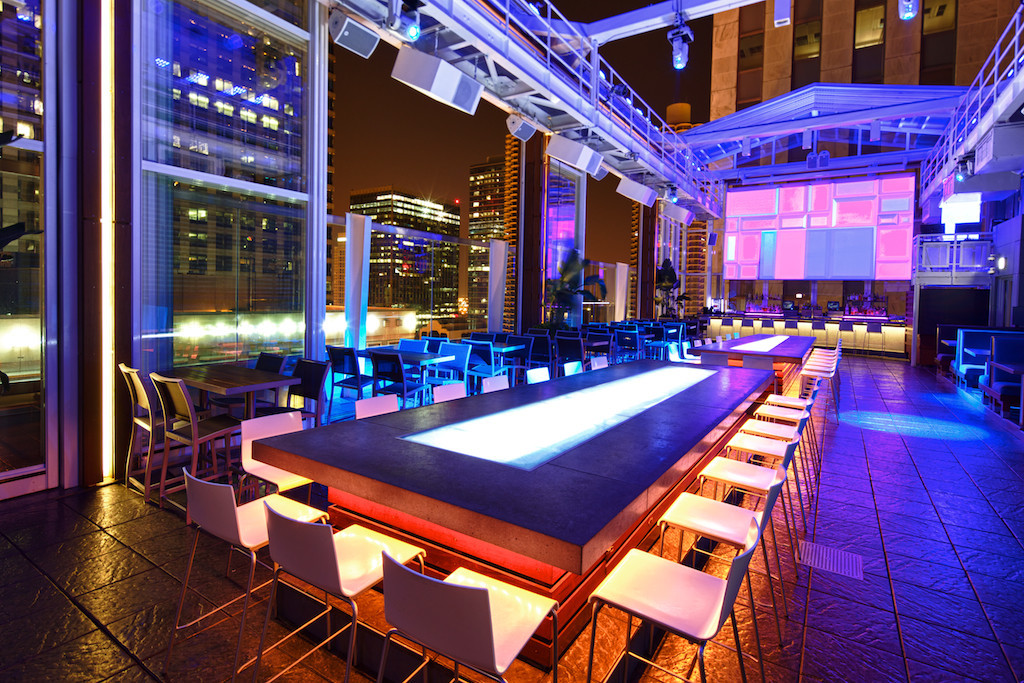 Take Your Movie Date To The Next Level At Roof On Thewit