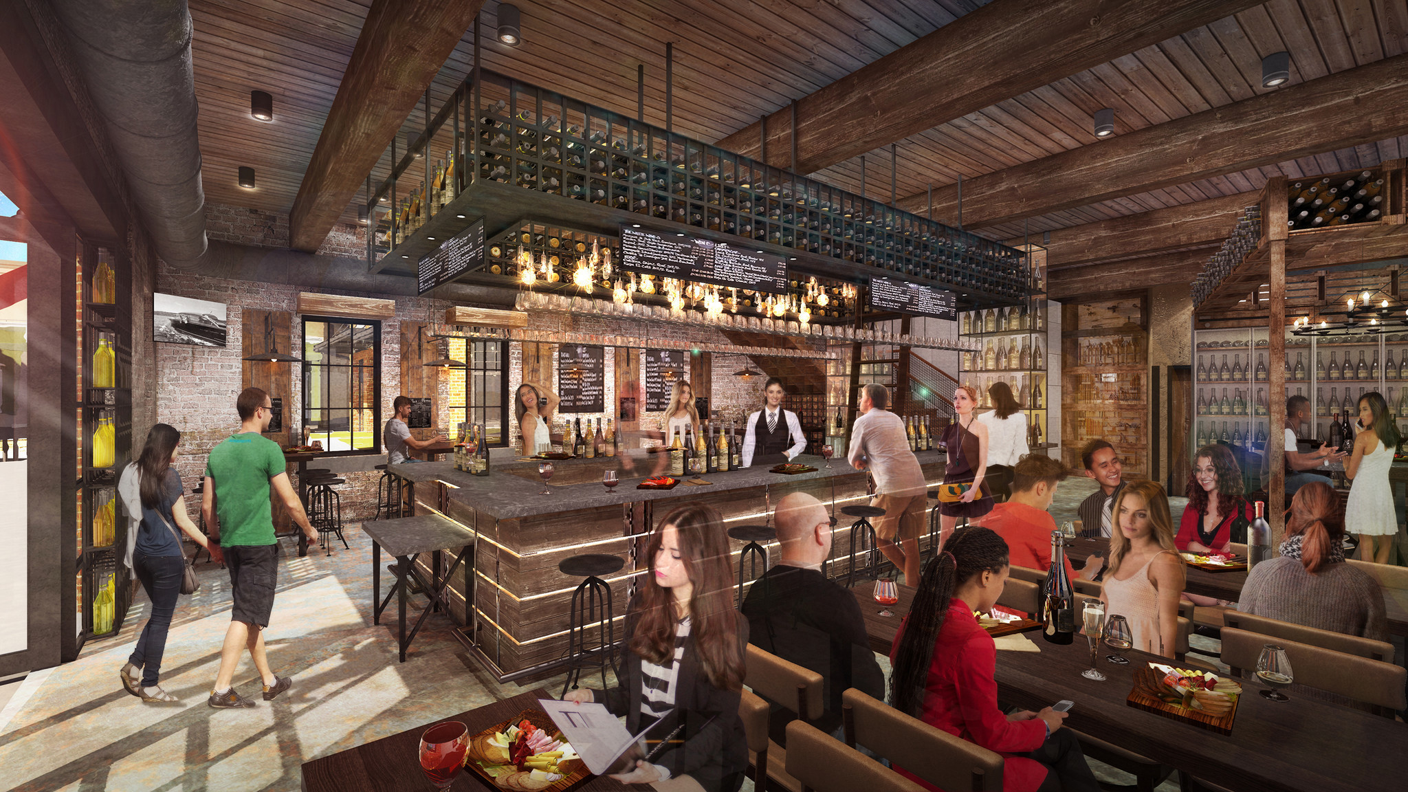 More Disney Springs Restaurants Revealed Including New Puck Concept Orlando Sentinel