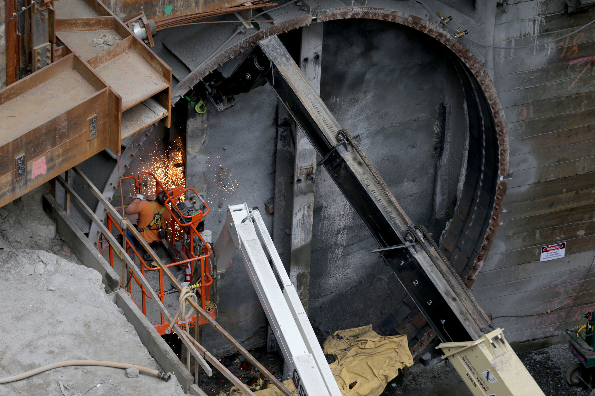 tunnel boring machine nasa - photo #49