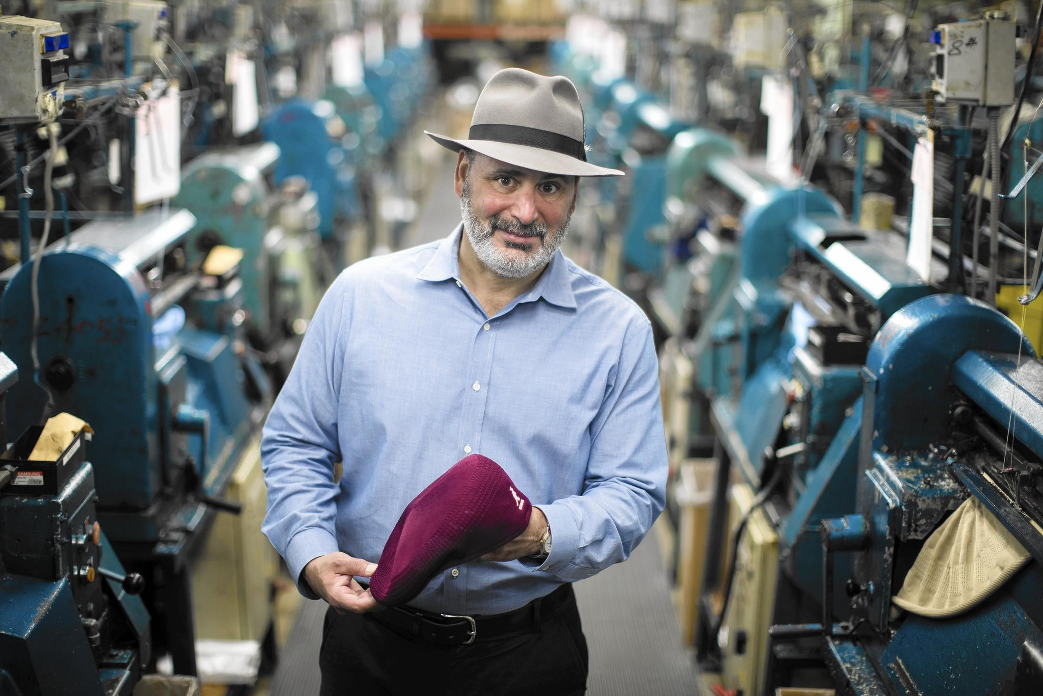 Move hatmaking into a U.S. factory  Easier said than done - Lehigh Valley  Business Cycle 86769f3c7426