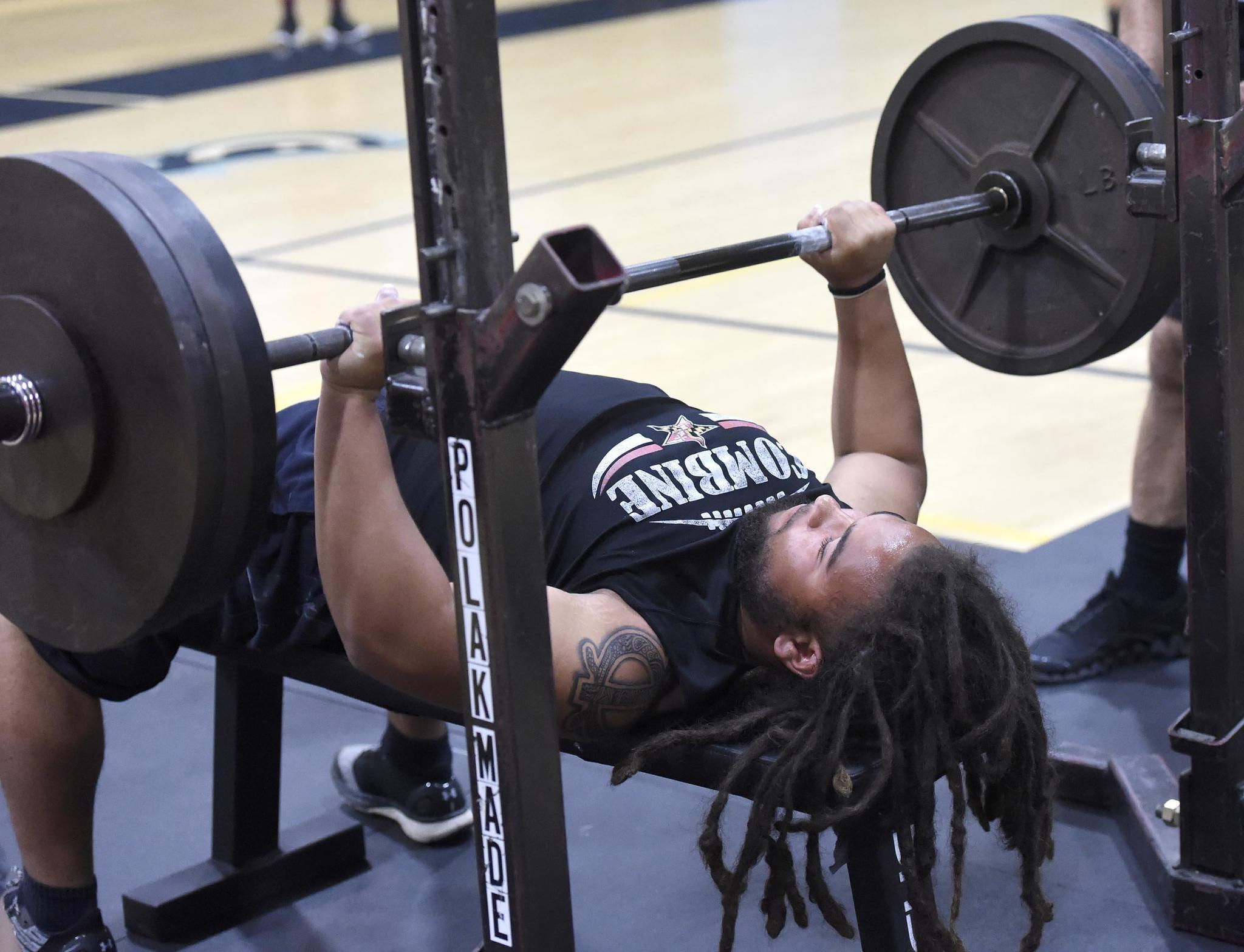 Weightlifting: Strength and skill at annual county competition - Carroll County Times
