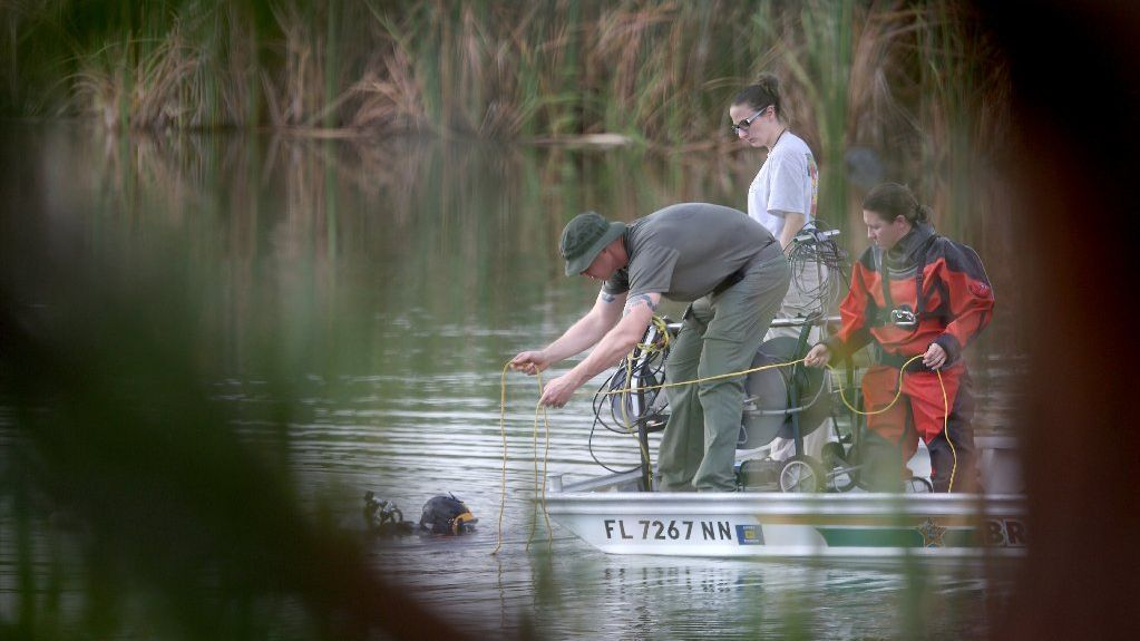 Man's body, blue BMW found in Pompano Beach lake - Orlando