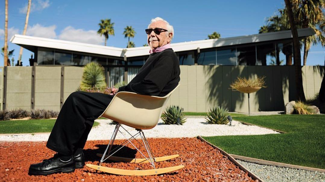 Architect William Krisel Who Influenced The Look Of