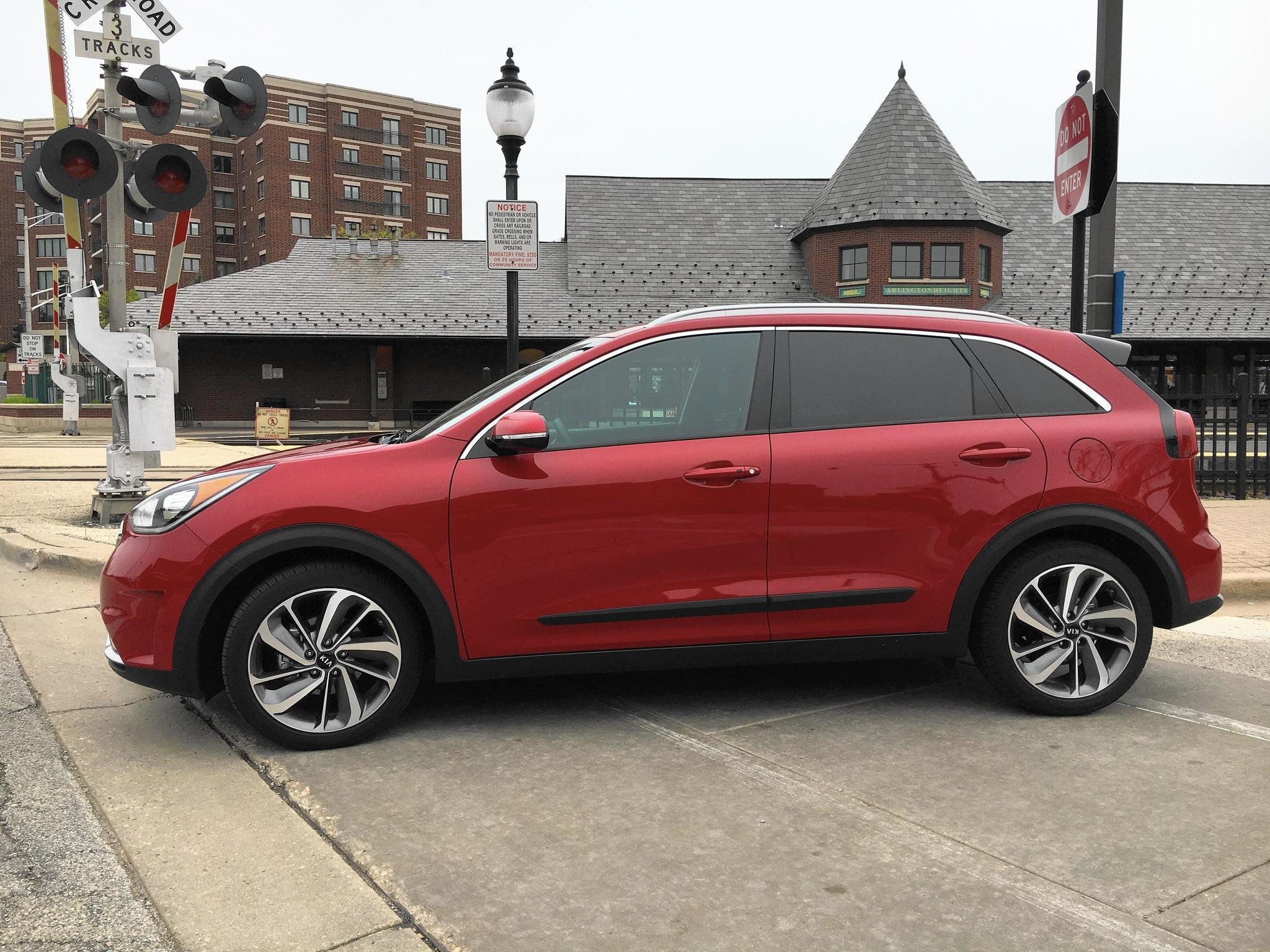 Kia Niro Hybrid Falters On Transmission