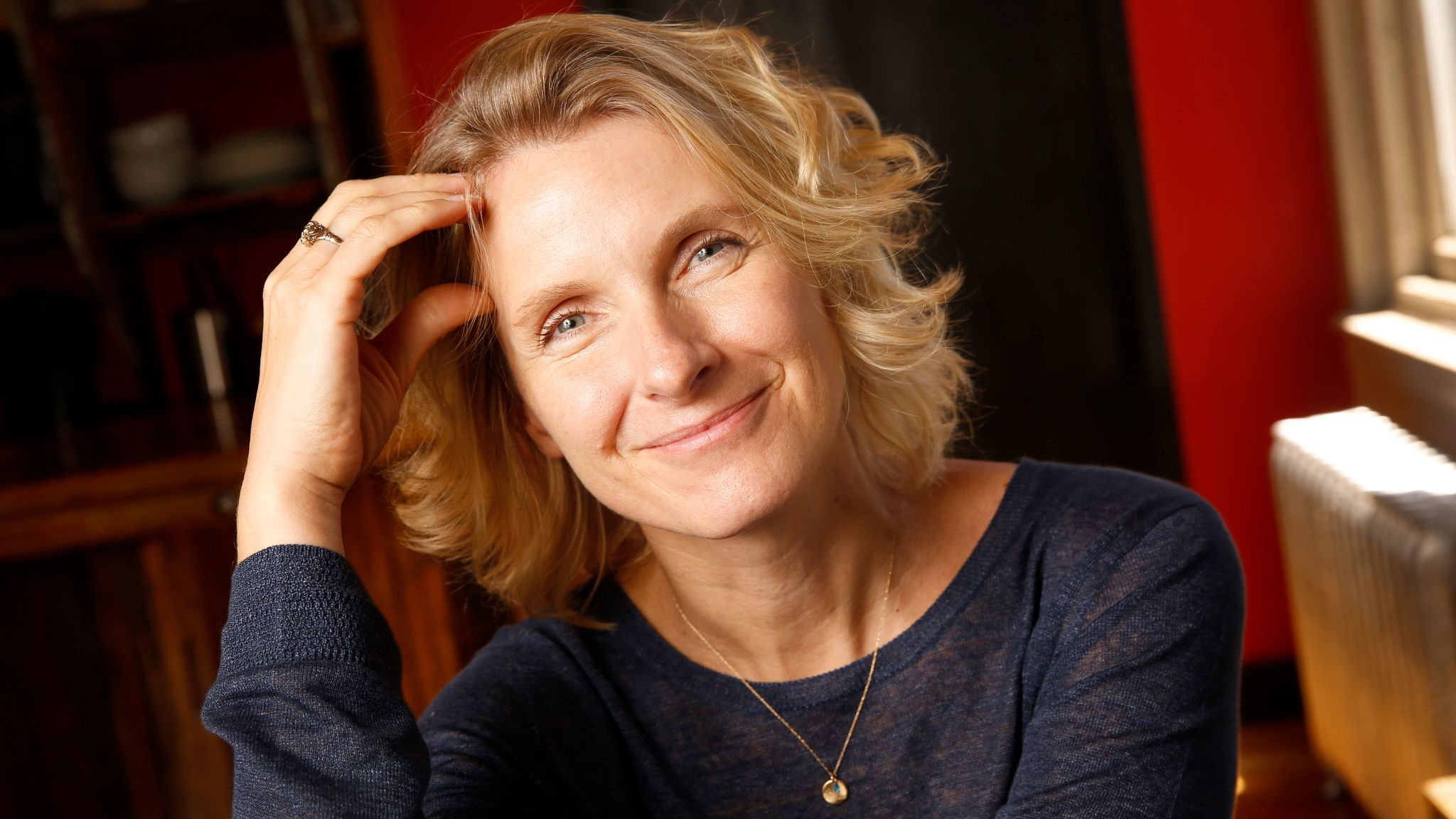 Elizabeth Gilbert and Rayya Elias tie the knot in