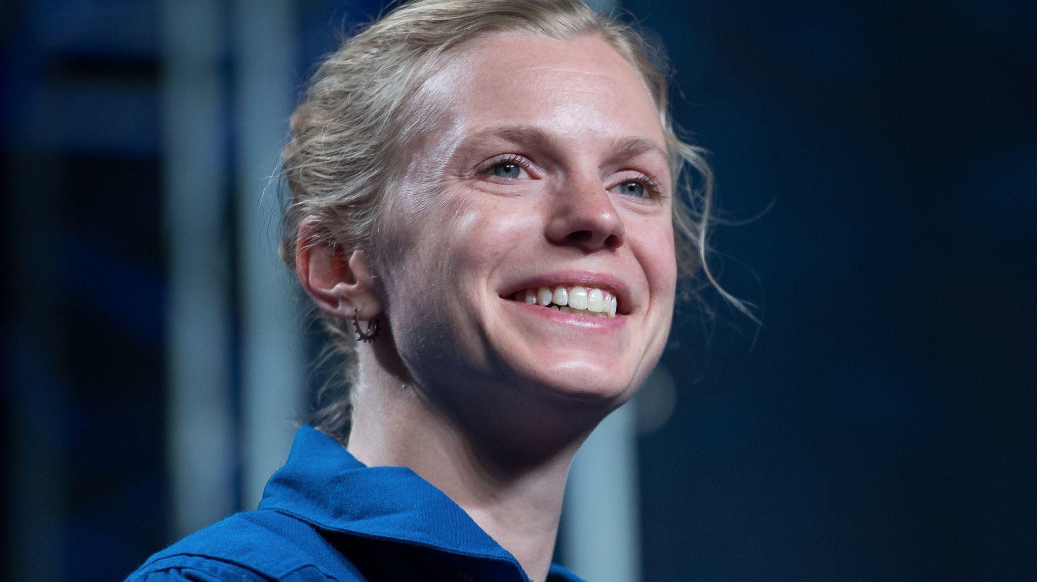 Astronaut Candidate Zena Cardman