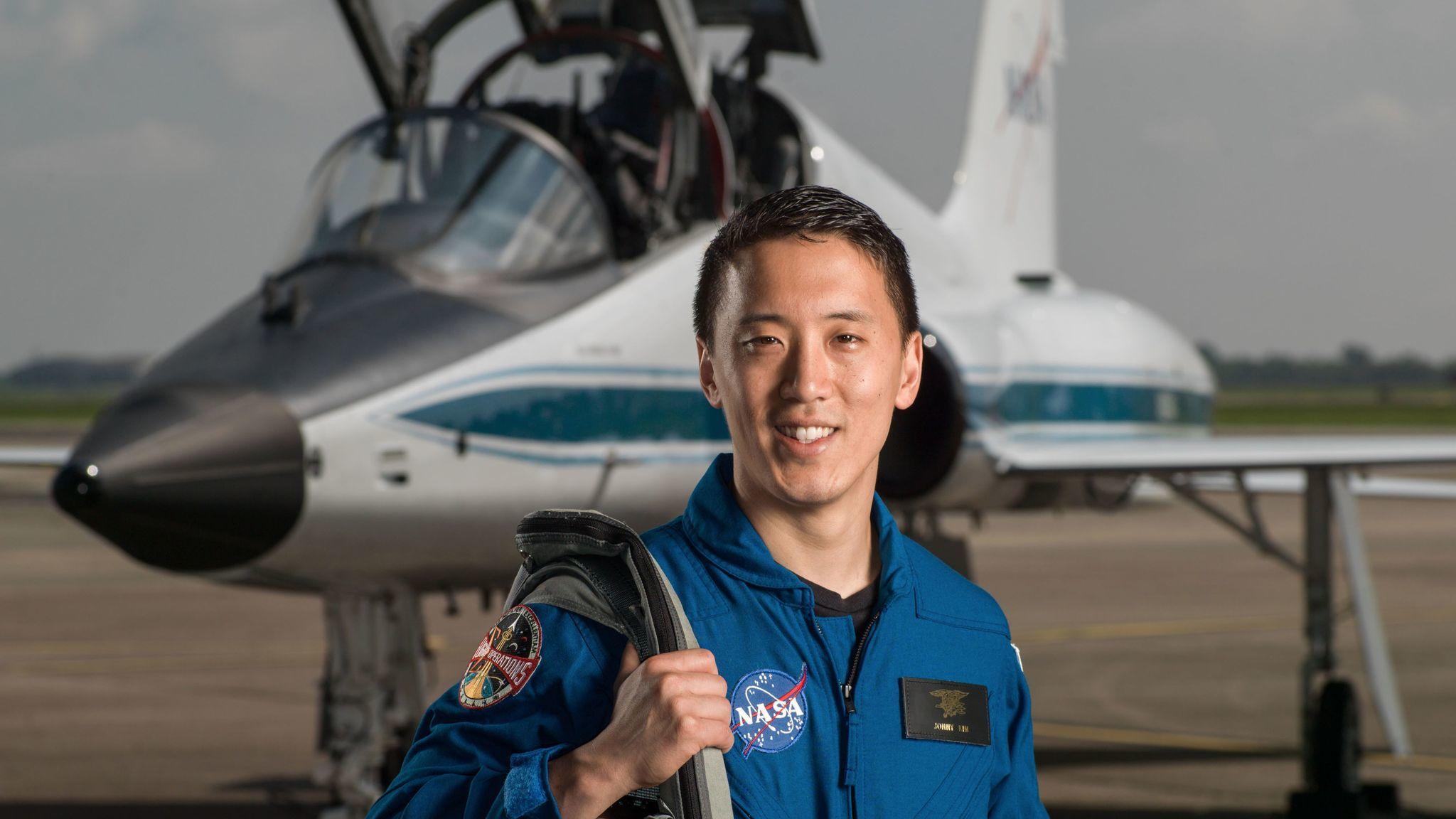 Astronaut Candidate Jonny Kim