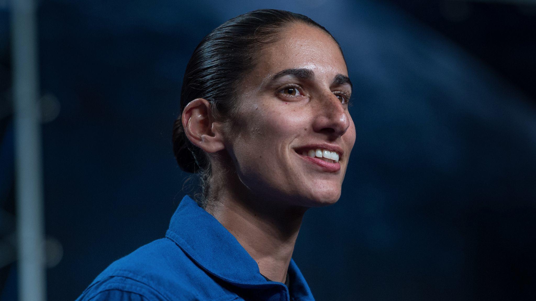 Astronaut Candidate Jasmin Moghbeli