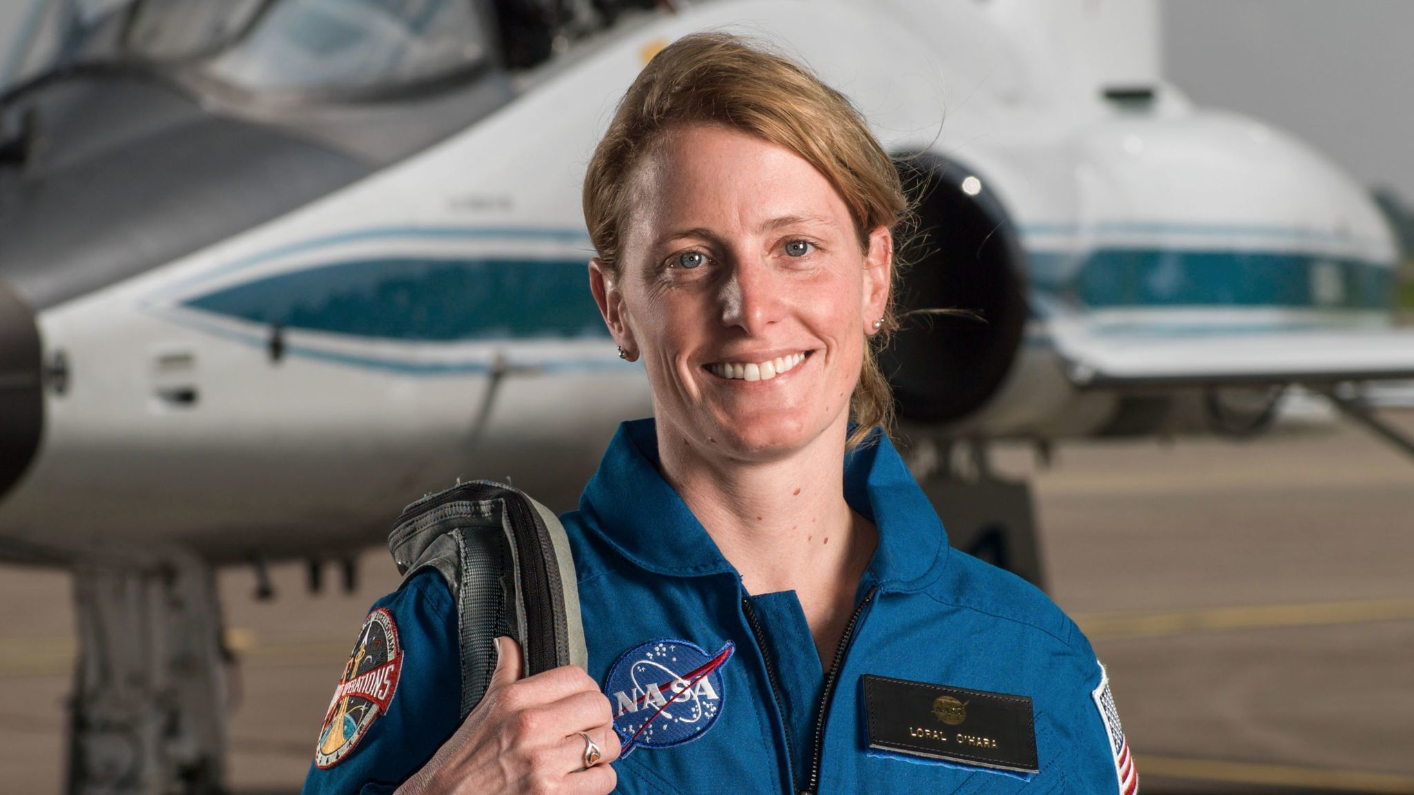 Astronaut Candidate Loral O'Hara