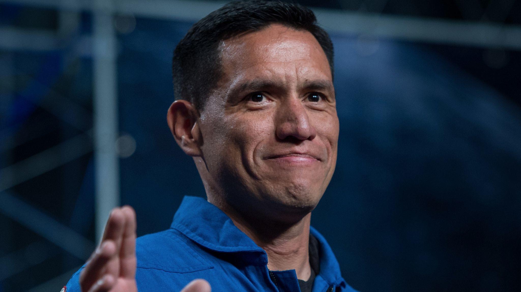 Astronaut Candidate Francisco Rubio