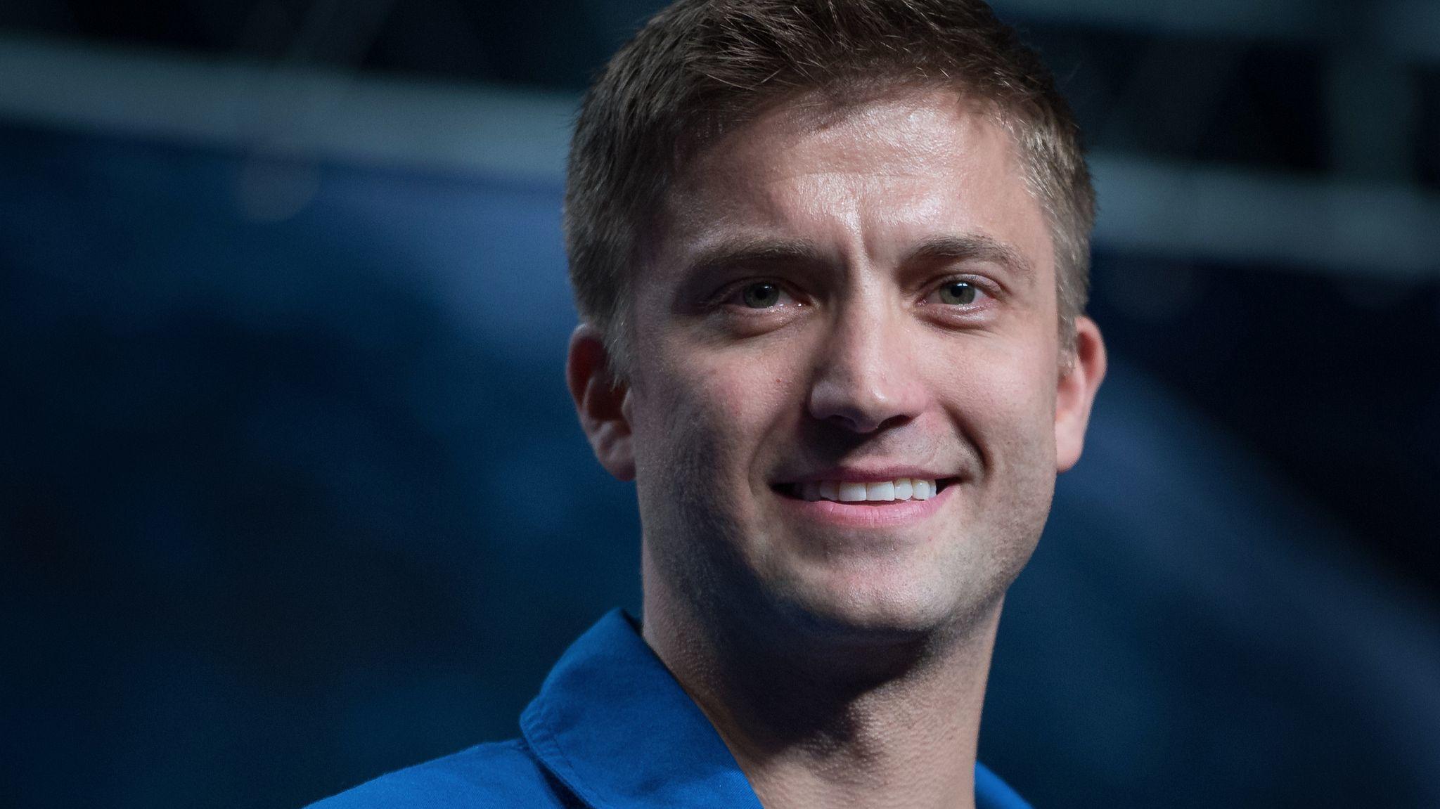 Astronaut Candidate Matthew Dominick
