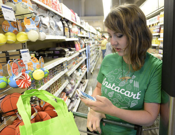 Publix Tabs Instacart For Grocery Delivery Orlando Sentinel