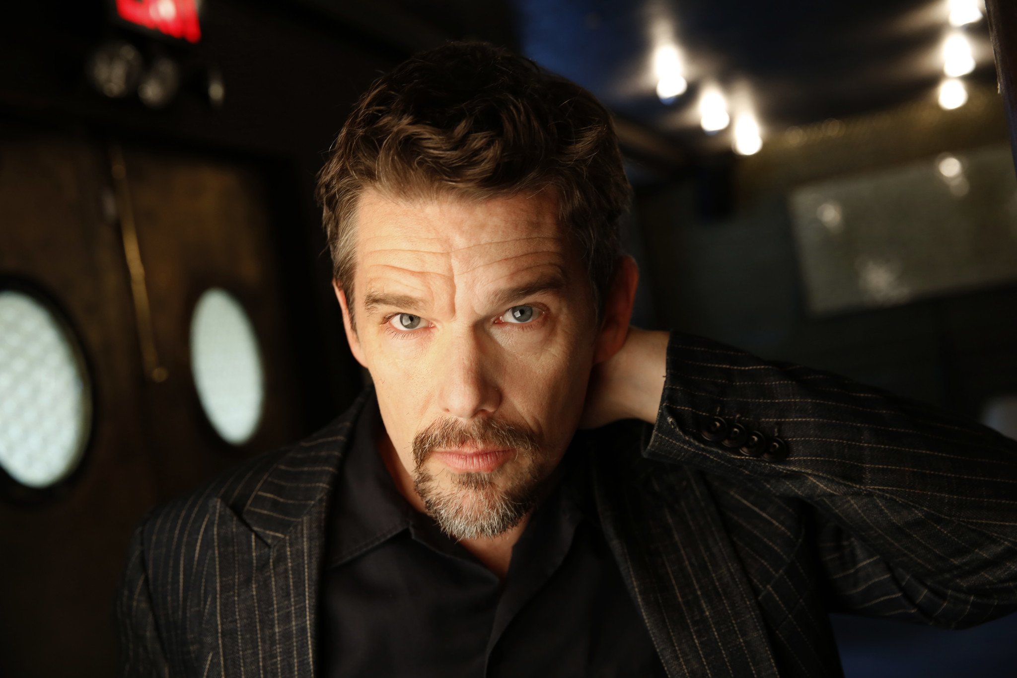 Ethan Hawke lets us in his editing room and reveals what ...