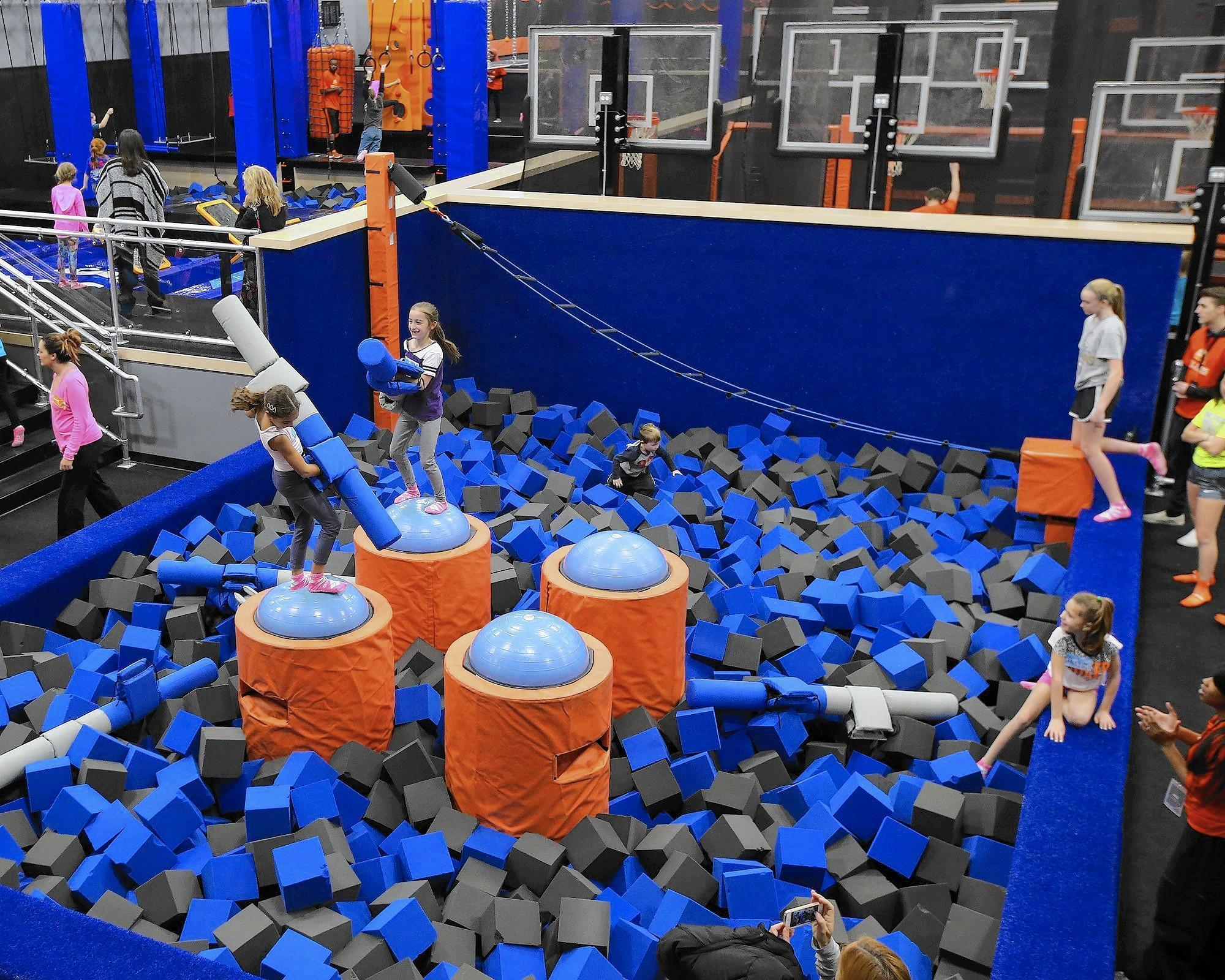 Trampoline Park Indoor Soccer Facility May Come To Vernon
