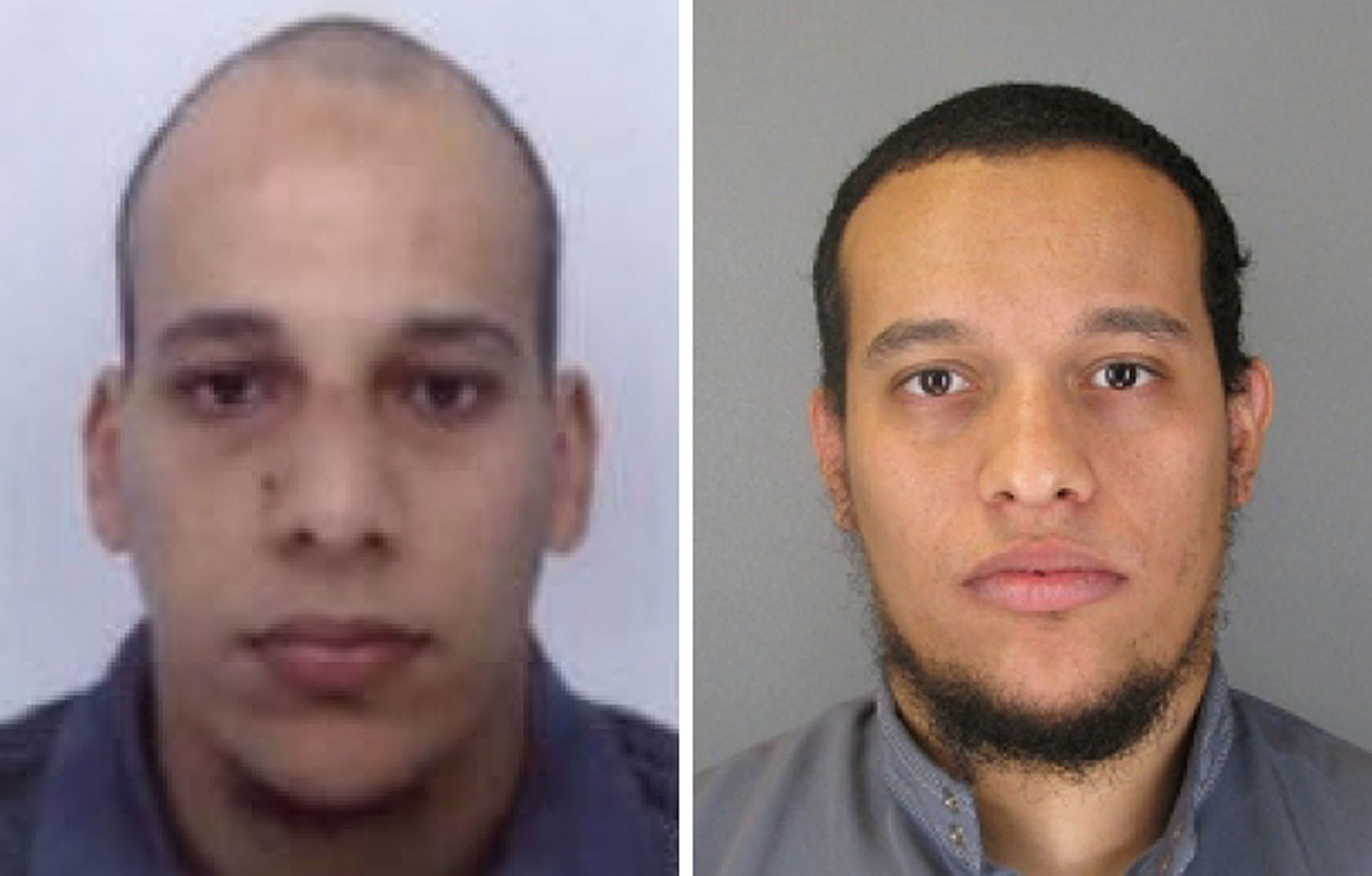 Cherif Kouachi, left, and his brother Said Kouachi were behind the deadly attack at the satirical Charlie Hebdo magazine in France.