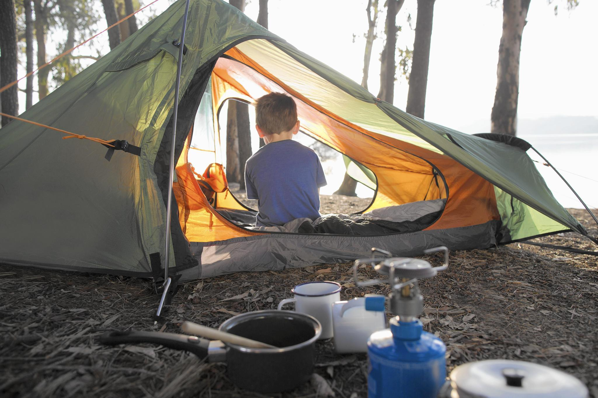 Camping with your kids is cheap easy and fun Here s how to do it