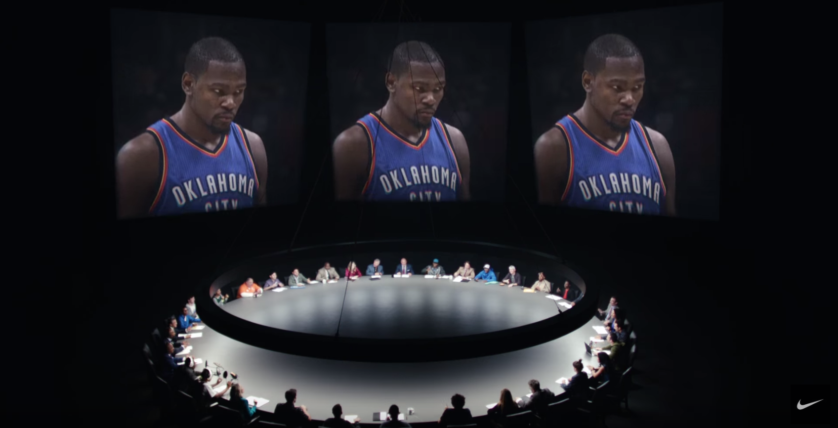 Kevin Durant s  Debate This  Nike ad was the wrong message at the wrong  time - Chicago Tribune 6e34c8448