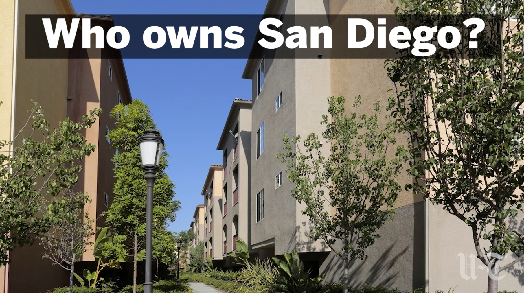 San Diegos Biggest Landlords The San Diego Union Tribune