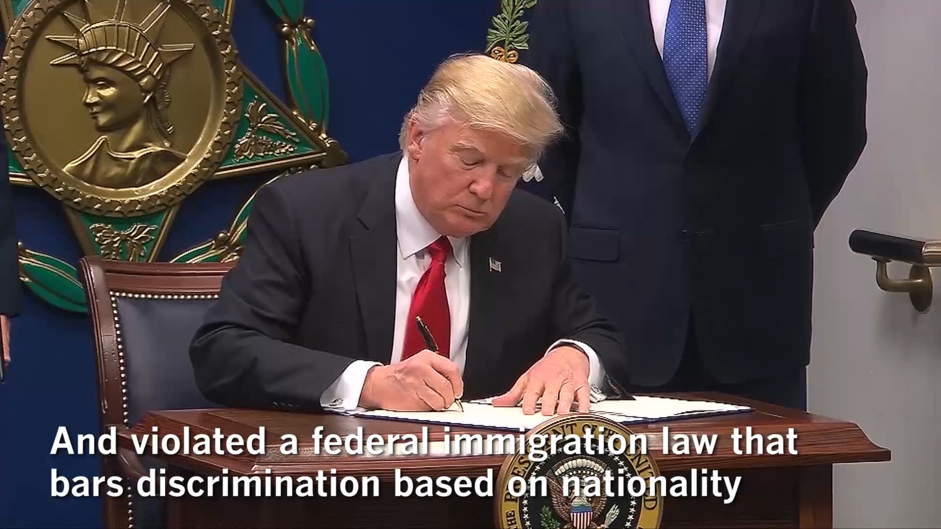 What Court Denied The Travel Ban