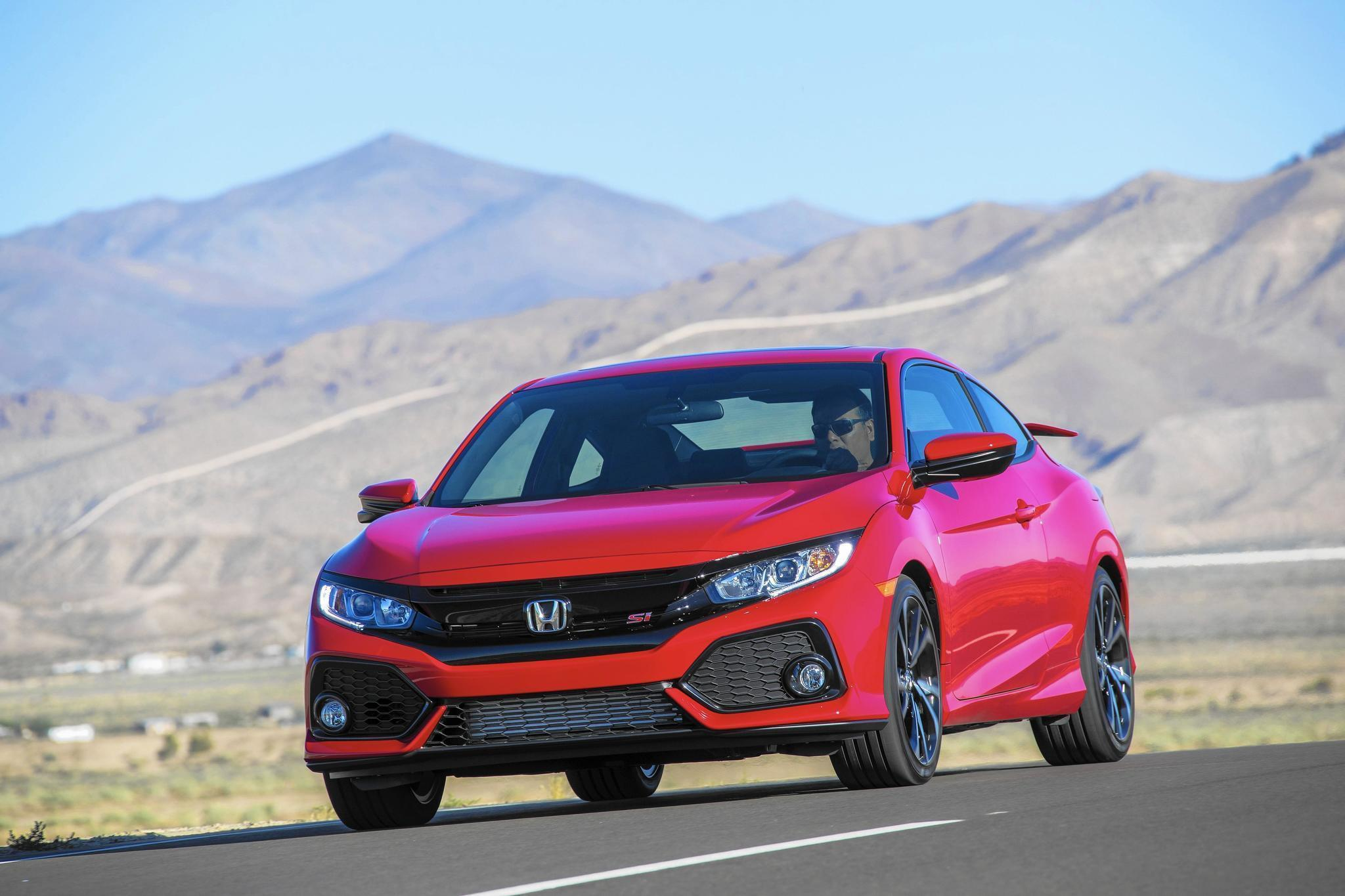 civic honda si coupe sedan cars affordable selling road sports priced return success drive leadership compact winning continue award dealerships