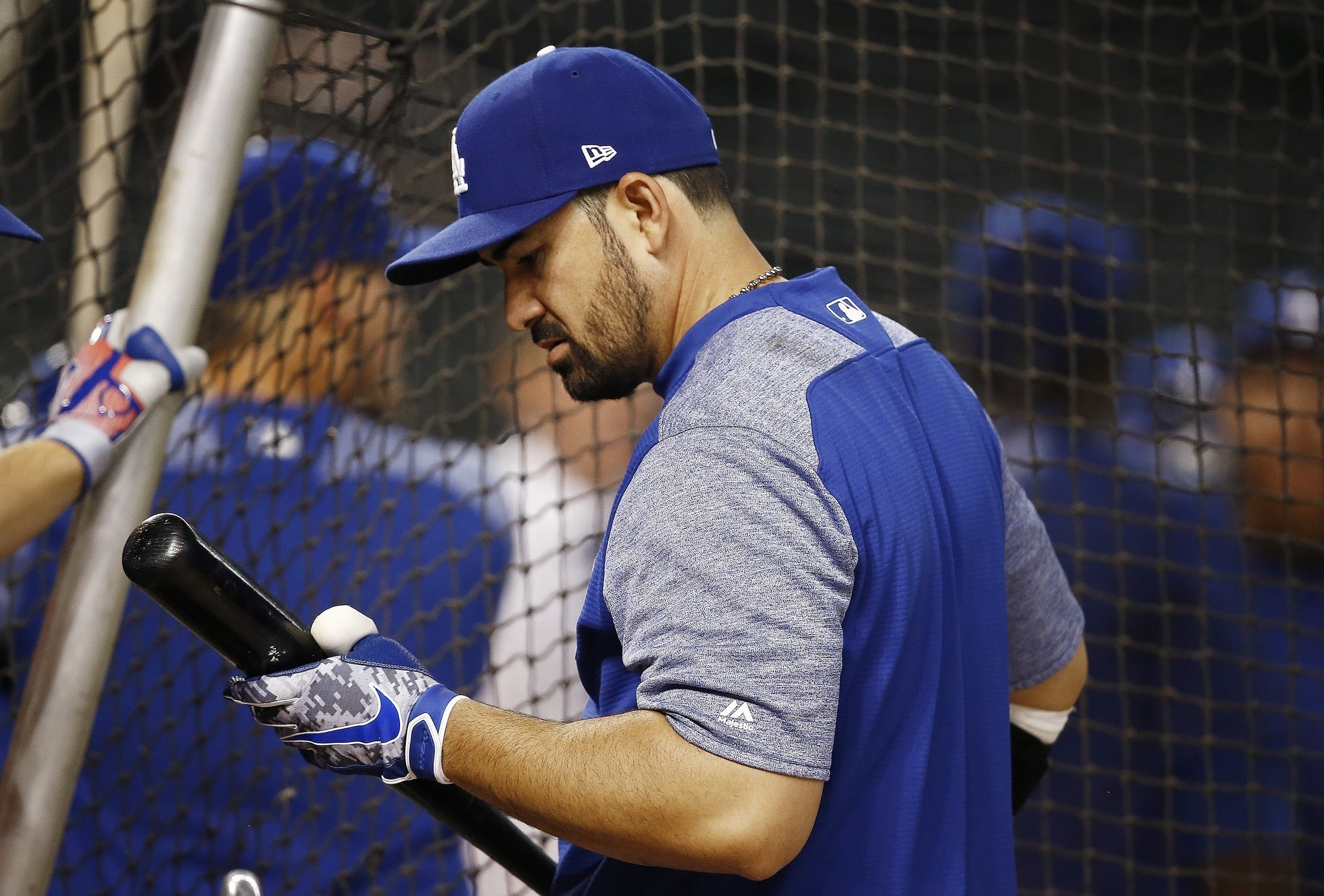 Adrian Gonzalez appeared in 13 big-league seasons without once landing on  the disabled list. In this 35fca35c3