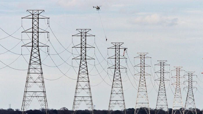 Dominion James River Power Line Wins Preliminary Corps Of