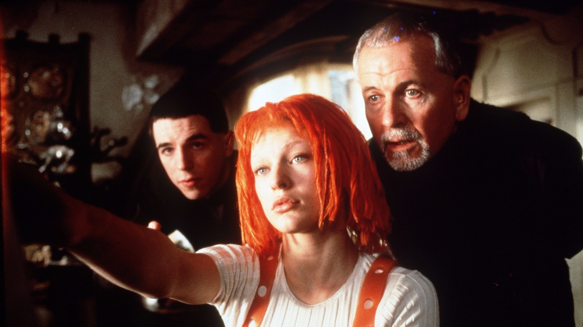 Image result for the fifth element leeloo
