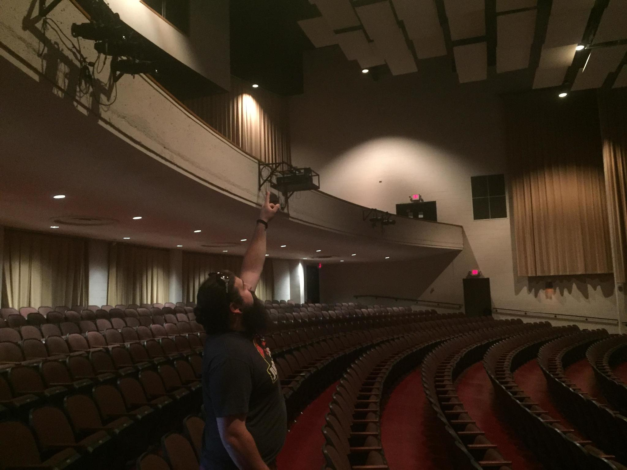 Elgin S Hemmens Cultural Center To Finish Replacing