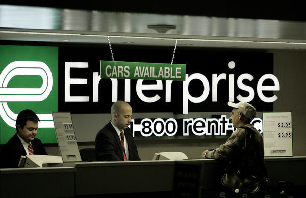 Enterprise CarShare Halts Service In Chicago, Citing