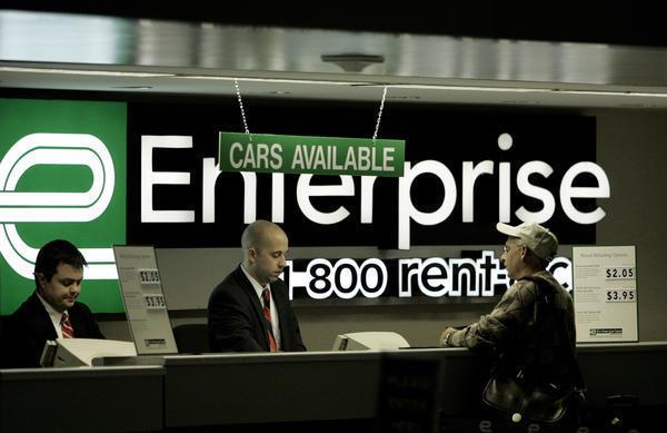 James Jackson Enterprise Rent A Car