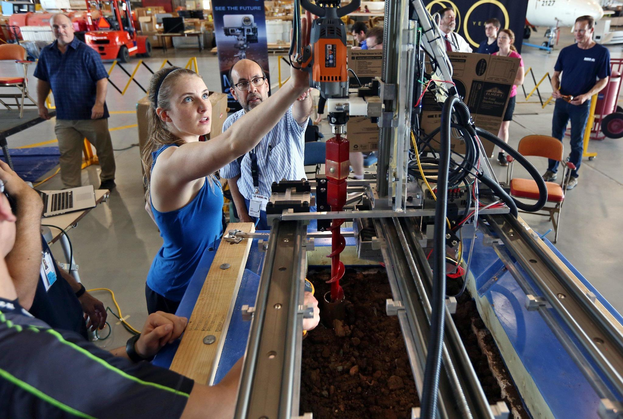 Students rise to NASA's Mars Ice Challenge - Daily Press