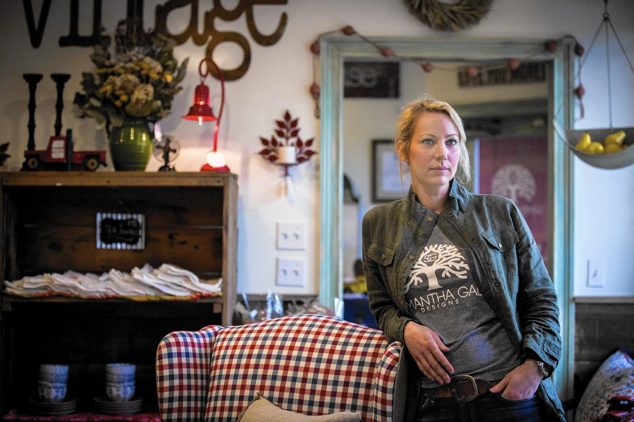 Nostalgia Inspires Owner Of New Hartford Design And Home Goods Courant