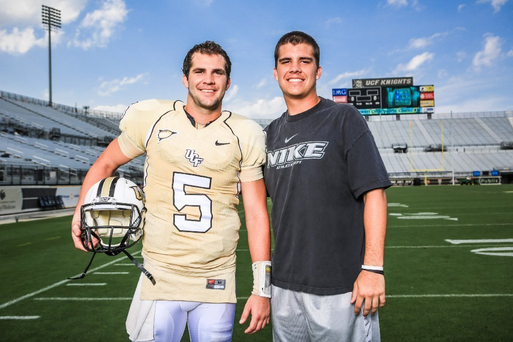 sale retailer 9c30e 00411 Tigers select Blake Bortles' brother in 22nd round of ...