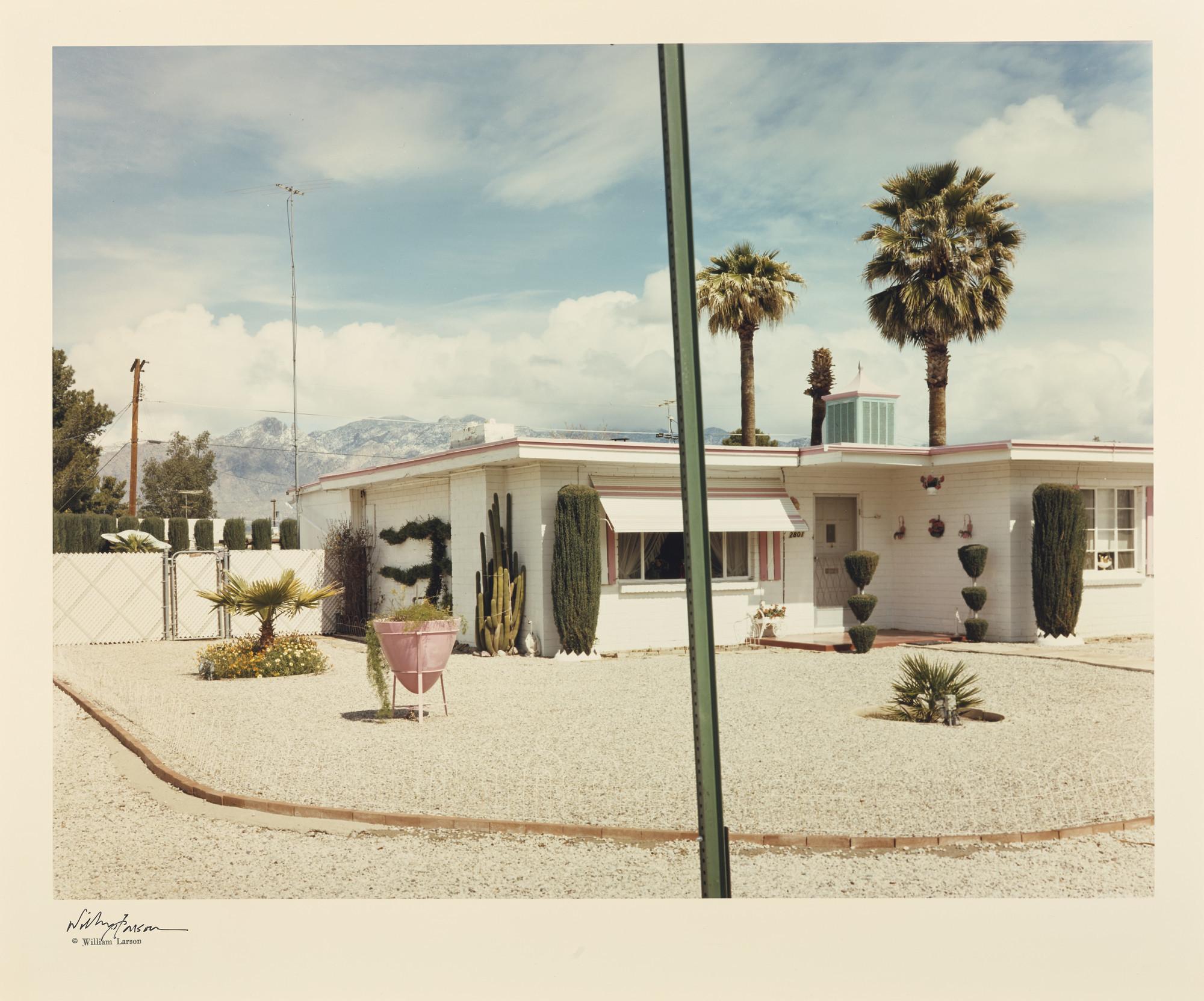"""William Larson's """"Untitled, 1980."""""""