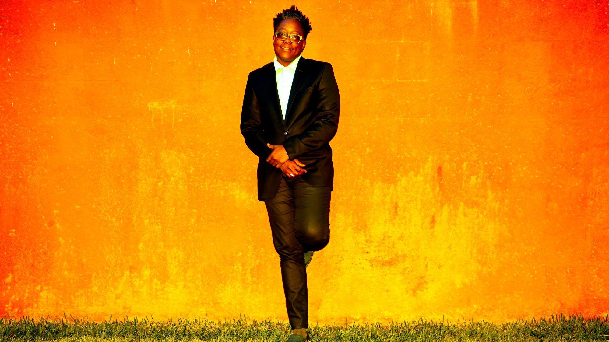 Director Cheryle Dunye