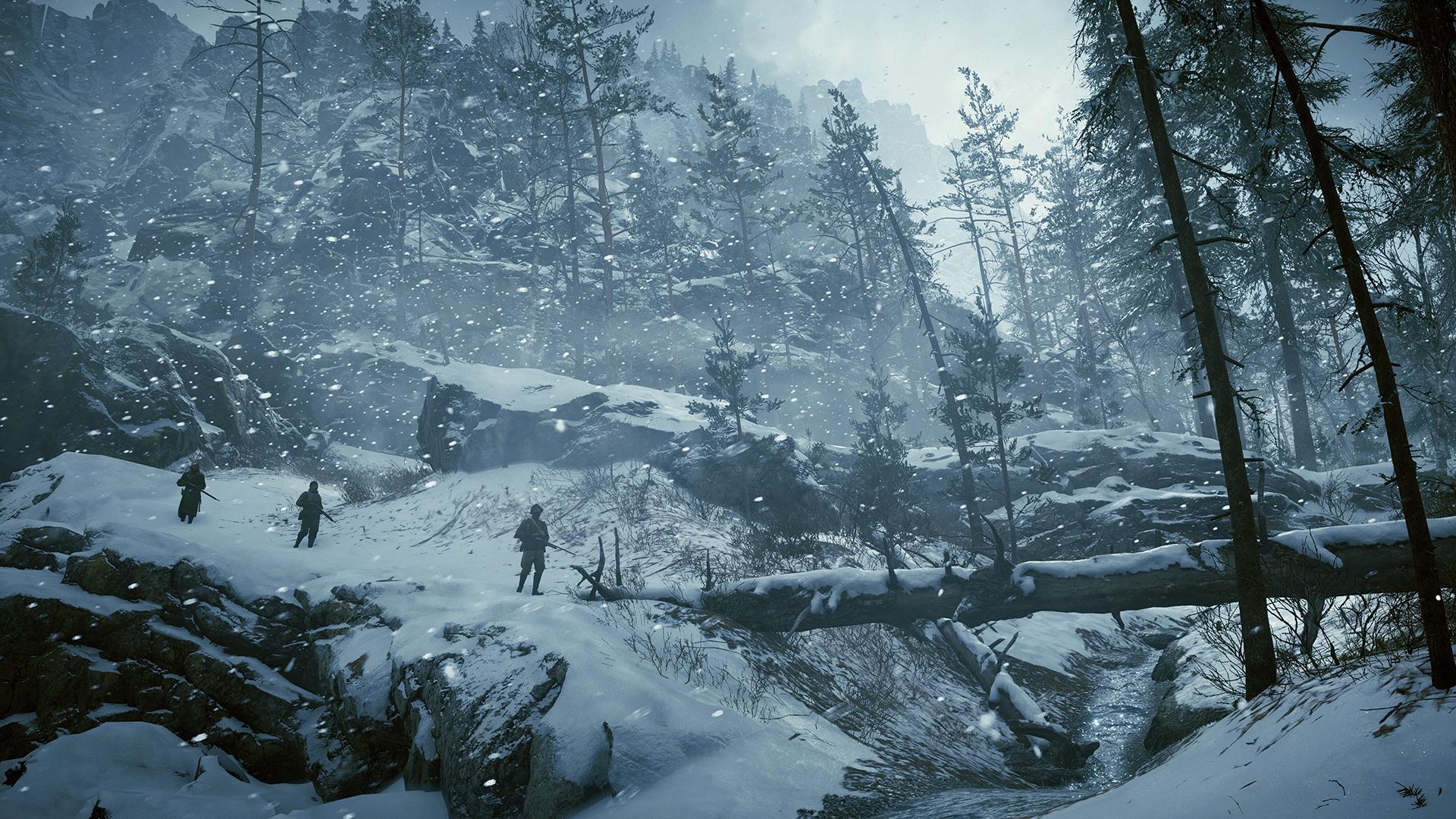 """A screenshot from an upcoming update to """"Battlefield 1."""""""
