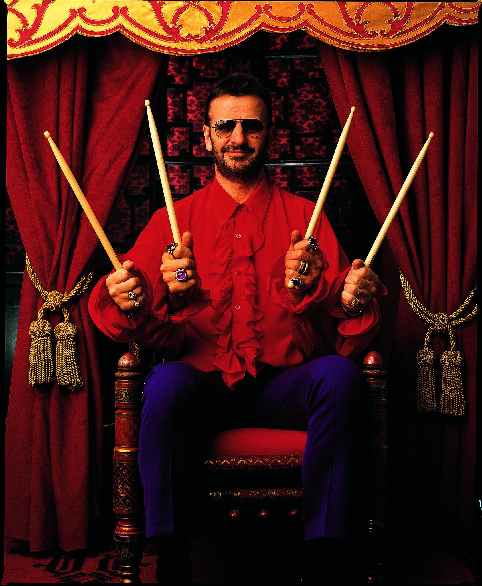 Ringo Starr, 1992