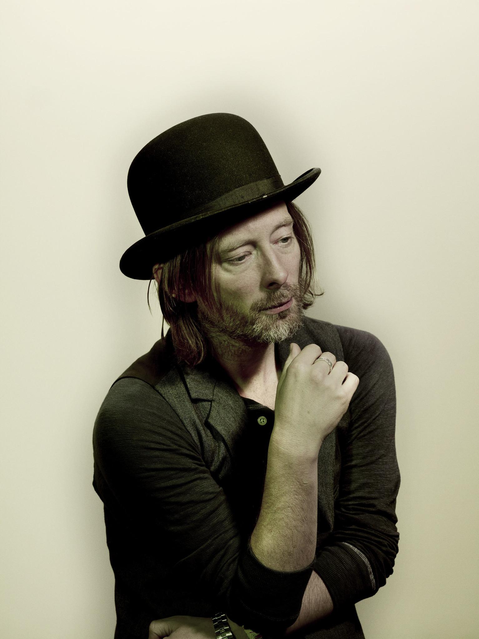 Thom Yorke, 2011