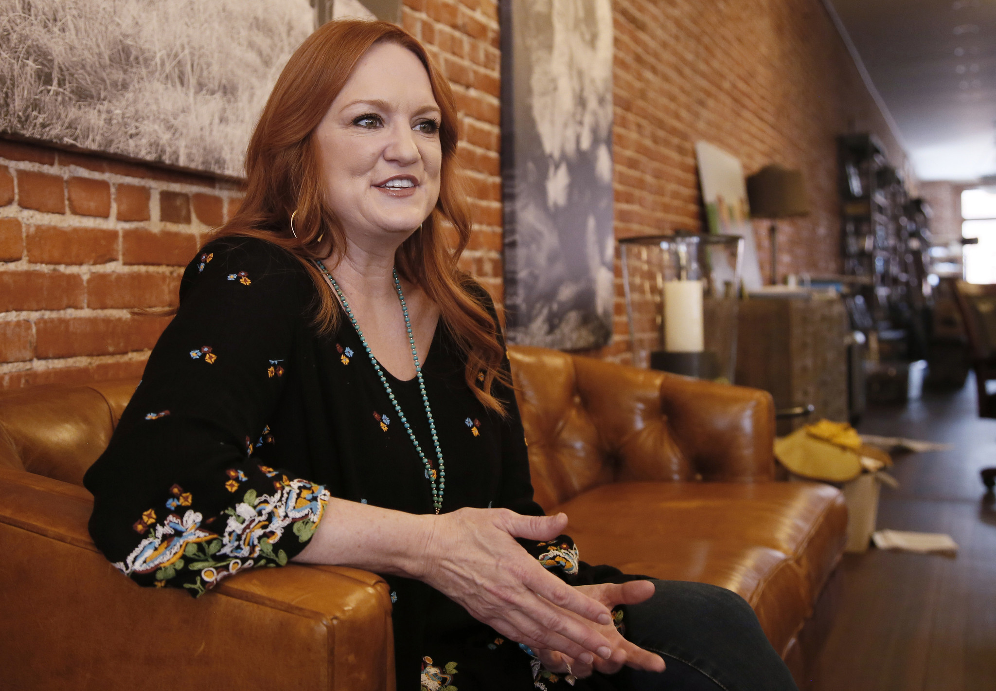 New Pioneer Travel >> Oklahoma's 'Pioneer Woman' builds media empire on the ...