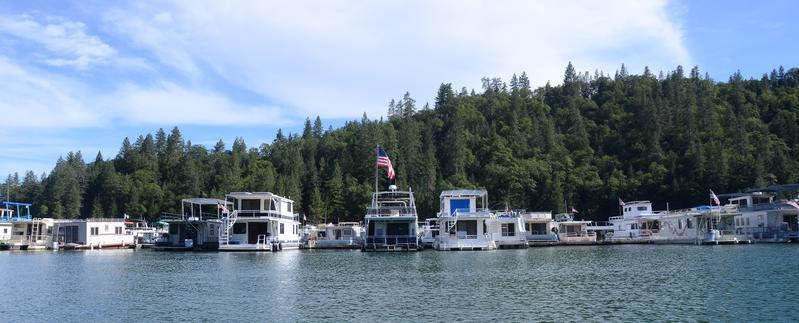 Holiday Harbor, Lake Shasta, Calif.