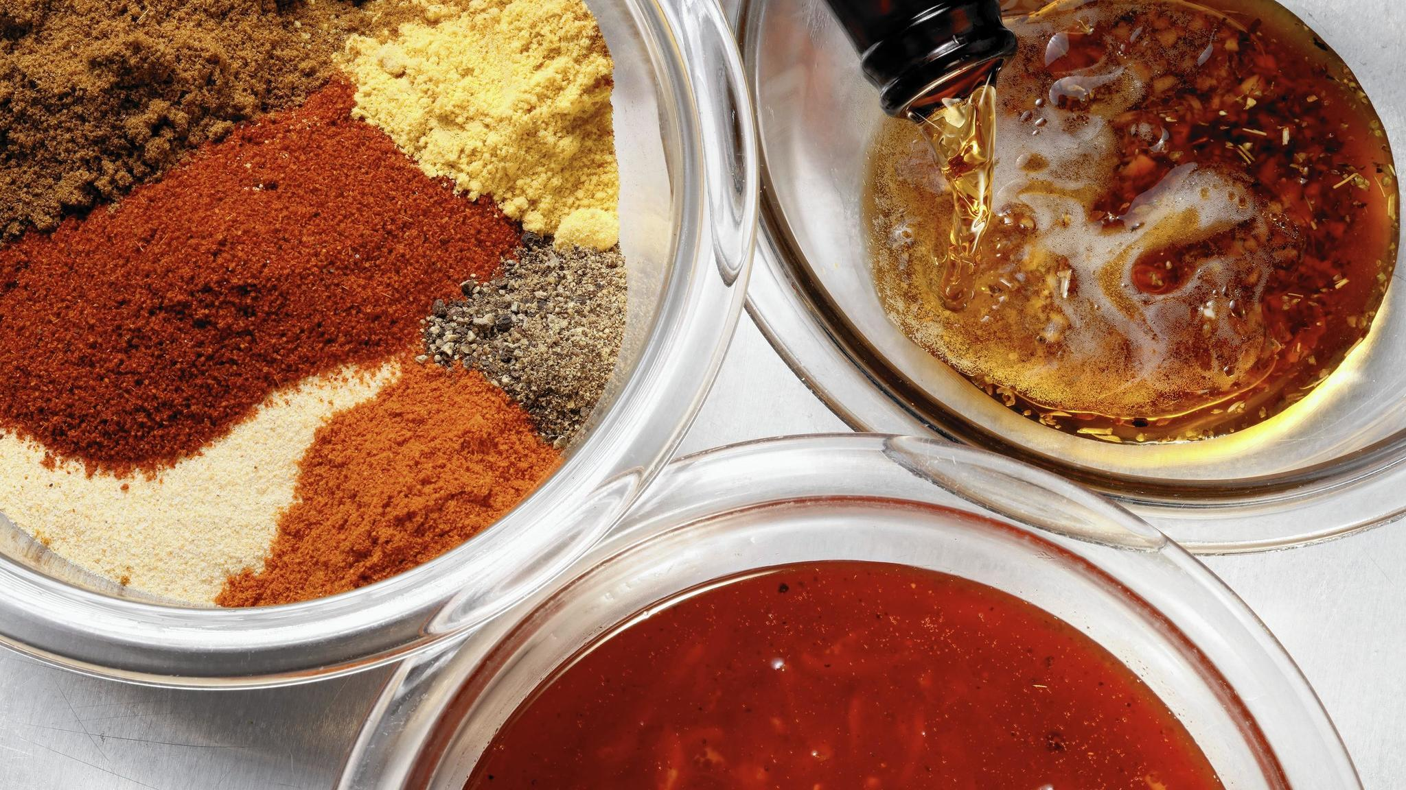 New Barbecue Sauce Rub And Marinade Recipes For The Home