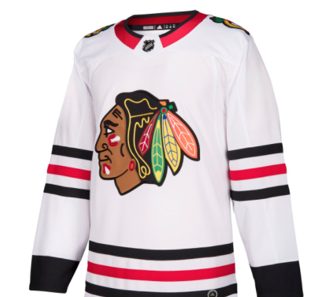 New Blackhawks jersey looks a lot like old Blackhawks jersey - Chicago  Tribune 73d78649fcc