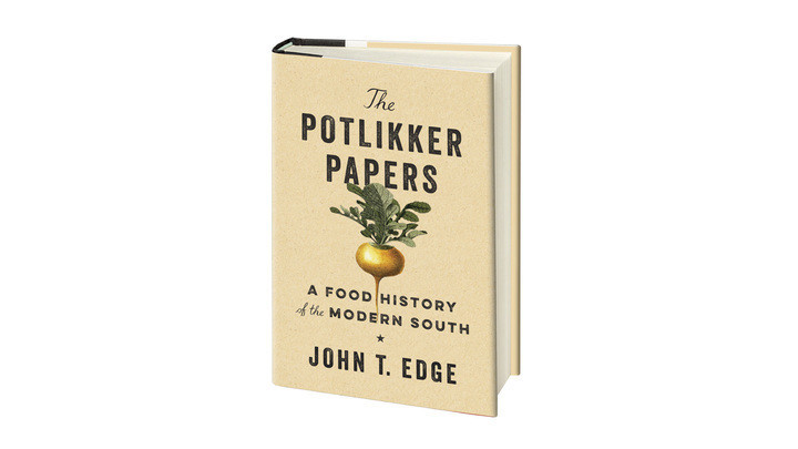 """""""The Potlikker Papers"""" by John T. Edge."""
