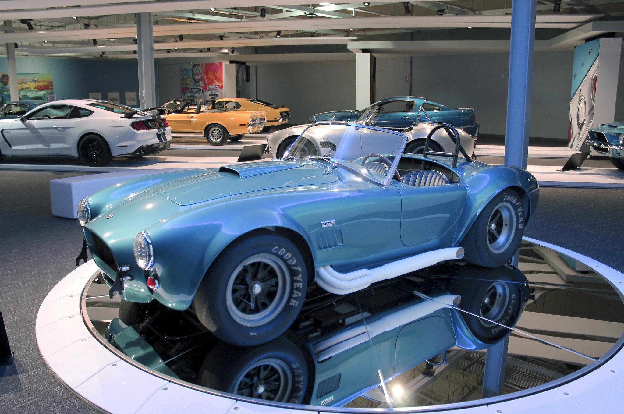 2 newport car museums highlight design on wheels