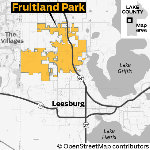 Map Of Florida The Villages.Quiet Fruitland Park Readies For Villages Homes Expansion Orlando