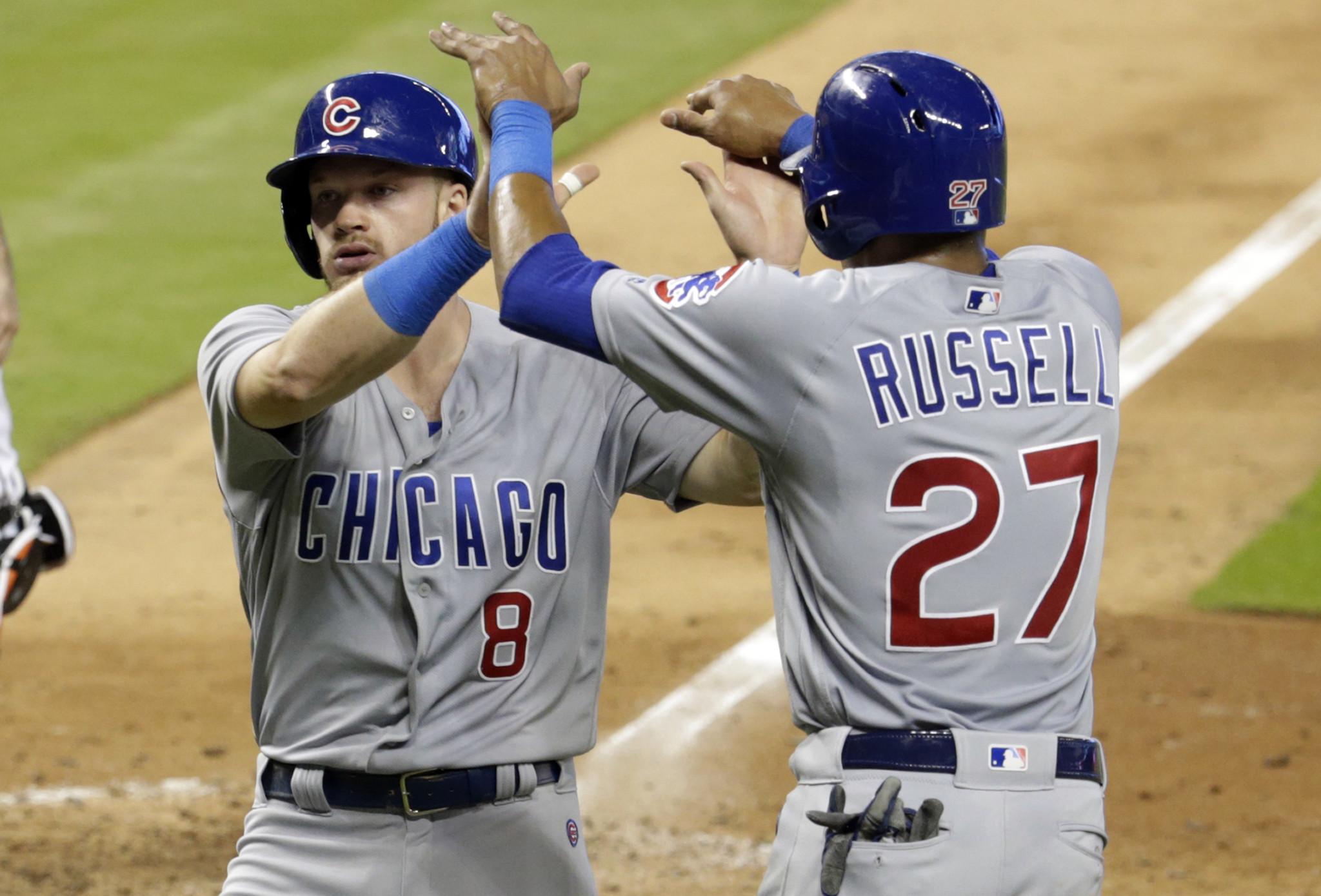 Cubs 5 Marlins 3 Chicago Tribune