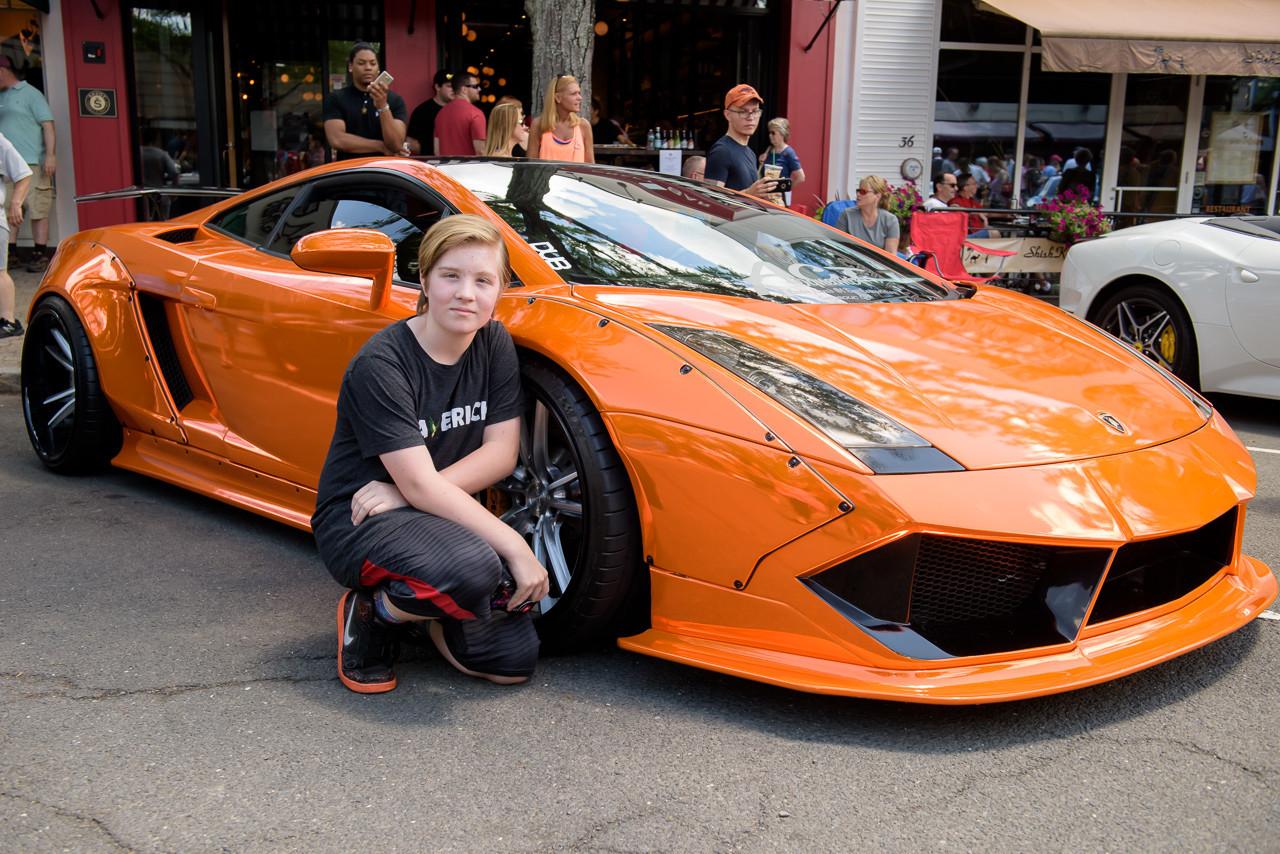 West Hartford Car Show