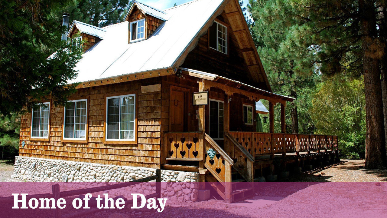 Chalet-style Bliss In Green Valley Lake