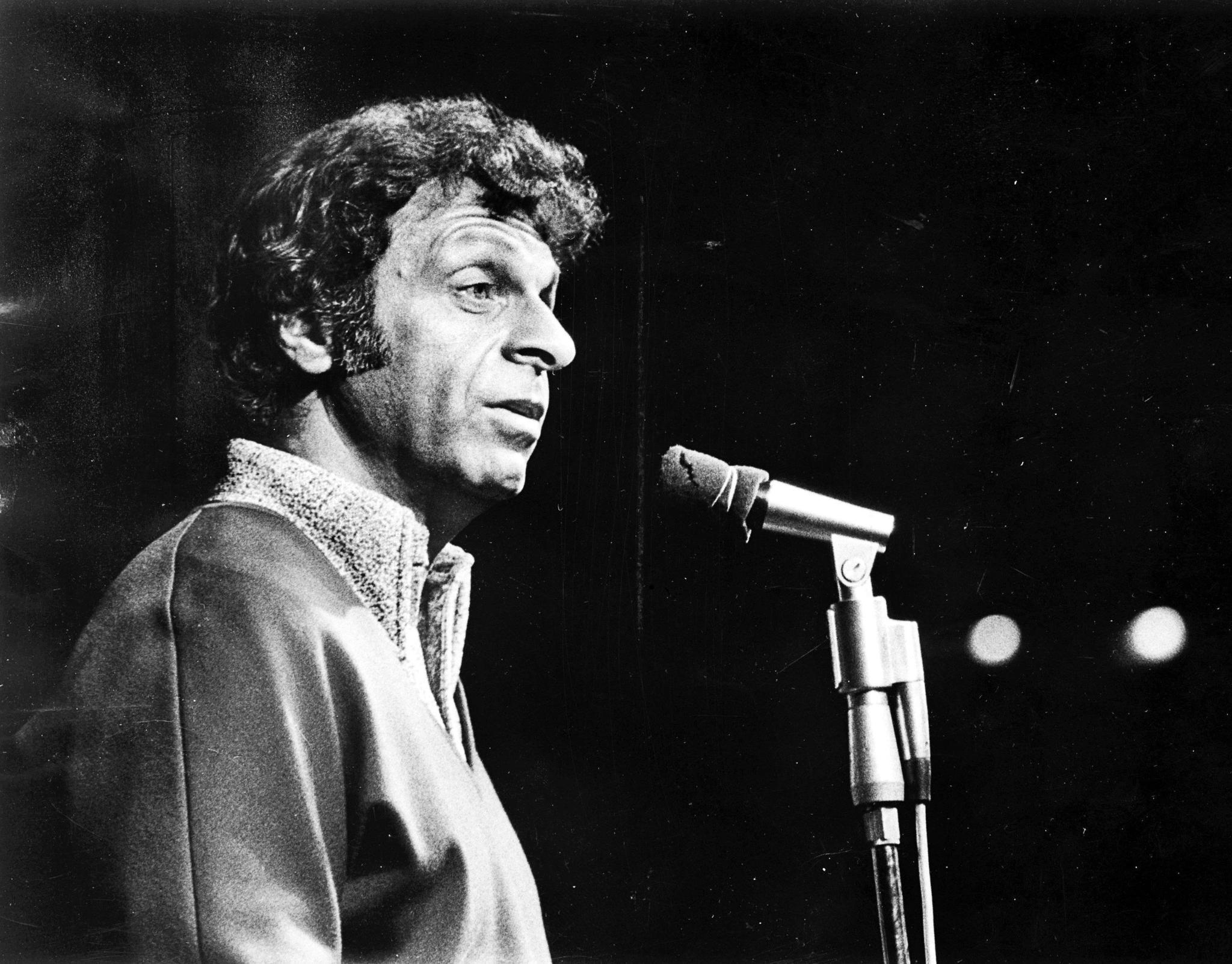 Last Man Standing Is New Bio Of Mort Sahl Comic Who