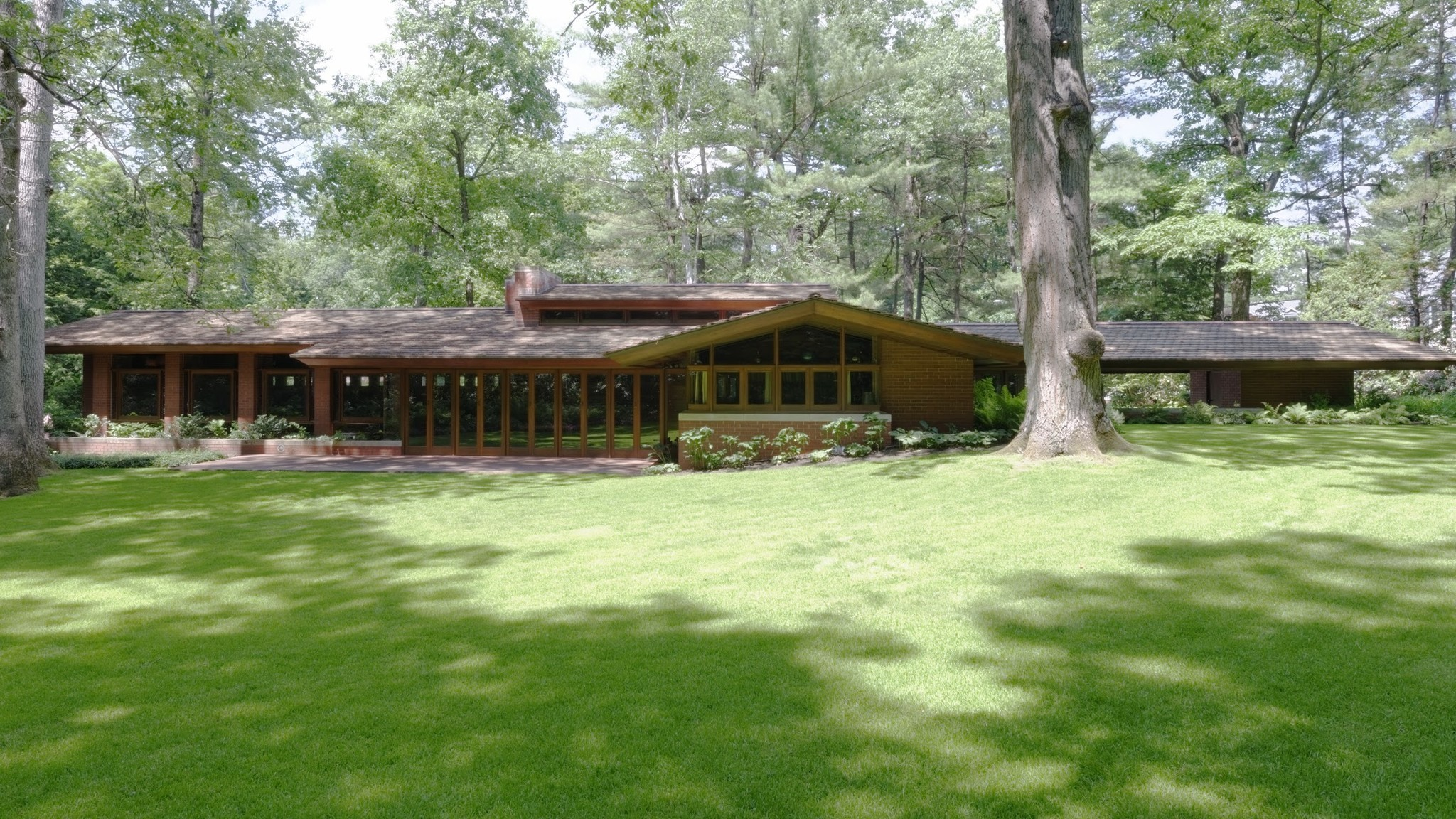 Special tours of the Zimmerman House in Manchester, N.H., are being offered throughout 2017 to celebrate the 150th anniversary of Frank Lloyd Wright's birth.